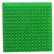 HAMA Stiftplatte kleines Quadrat, grün
