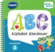 Vtech 80-480604 Lernstufe 2 - Alphabet Abenteuer, ab 4 - 6 Jahren