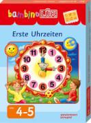 bambinoLÜK Set Erste Uhrzeiten ab 4