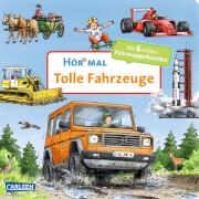 Hör mal - Tolle Fahrzeuge, Pappbilderbuch, 14 Seiten, ab 24 Monate