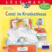 Lesemaus - Band 60 : Conni im Krankenhaus, Taschenbuch, 24 Seiten, ab 3 Jahren