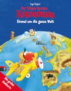 Der kleine Drache Kokosnuss Einmal um die ganze Welt + Weltkarte