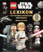 LEGO® Star Wars Lexikon der Figuren, Raumschiffe und Droiden.  Für Kinder ab 7