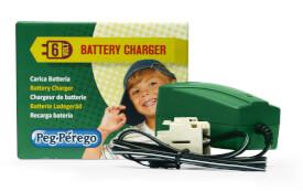 6V Ladegerät für 6V Batterie