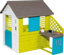 Smoby Pretty Haus mit Sommerküche