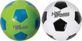 New Sports Fußball Classic,Größe 5, 2-fach sortiert, unaufgeblasen