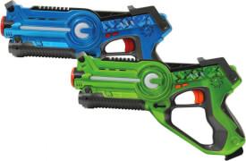 Impulse Laser Battle Set blau/grün