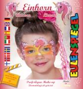 Eulenspiegel 204641 Motiv-Schminkset Einhorn