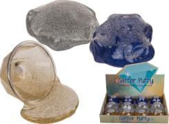 Knet-Schleim Glitter Diamond