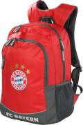 FC Bayern Rucksack rot
