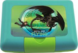 p:os Dragons Brotdose mit Trenner